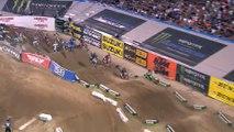 450SX Main Event highlights - Las Vegas