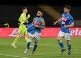 Serie A : Naples sécurise sa place de dauphin