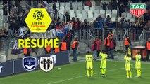 Girondins de Bordeaux - Angers SCO (0-1)  - Résumé - (GdB-SCO) / 2018-19