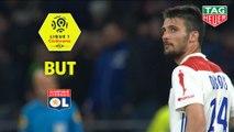 But Léo DUBOIS (74ème) / Olympique Lyonnais - LOSC - (2-2) - (OL-LOSC) / 2018-19