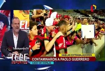 Paolo Guerrero revela que tras suspensión tuvo