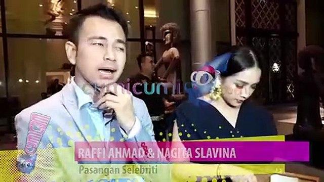 Hot News! Hadir di Dinner Party Syahrini-Reino, Raffi Bertemu Luna Maya