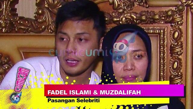 Muzdalifah Persembahkan Kejutan Manis di Ultah Suami