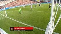 32e j. - Leverkusen met 6 buts en une mi-temps à Francfort