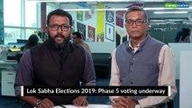 Political bazaar | Lok Sabha Elections 2019: Phase 5 voting underway