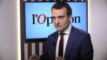 Drapeau européen décroché: «J'ai blasphémé parce que j'ai touché au symbole de l'oligarchie», se défend Florian Philippot