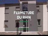 Menuiseries – A Richwiller dans le Haut Rhin (68) – Fermeture du Rhin