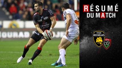 Résumé La Rochelle/Toulon TOP14 J24