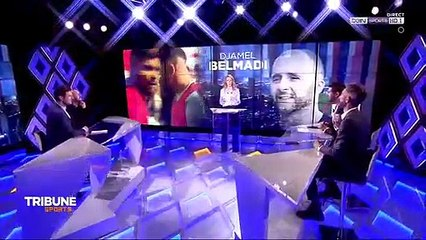Djamel Belmadi ouvre la porte de la CAN 2019 à Delort