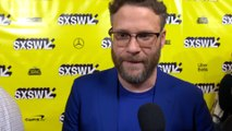 Seth Rogen was once 'knocked aside' by Beyonce's security guard