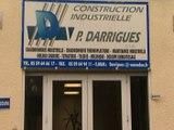 Darrigues Pierre à Tarnos maintenance industrielle et  chaudronnerie.