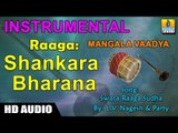 Mangala Vaadya   Shankara Bharana (Raaga)   Nadhaswaram   Swara Raaga Sudha (Instrumental)