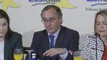 PP acusa al resto de partidos de escorarse hacia EH Bildu