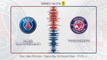 Paris Saint-Germain - Toulouse: Teaser
