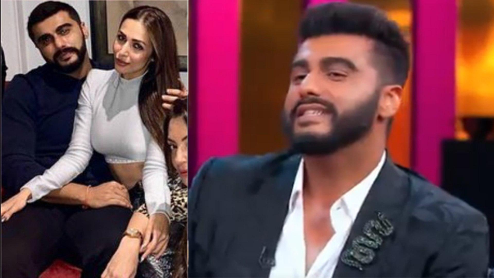 Arjun Kapoor reveals he is DATING Malaika Arora Khan in Koffee With Karan season 6 | FilmiBeat