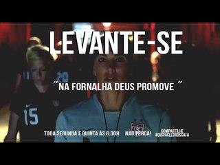Levante-se - Motivacional // Na fornalha Deus promove // Bispa Cléo