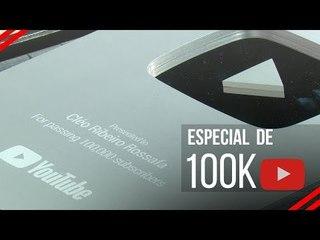Especial de 100k com Bispa Cléo // Inscreva-se