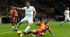 TFF, Galatasaray - Konyaspor Maçındaki Penaltı İçin Toplanıyor