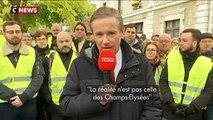 """Nicolas Dupont-Aignan : """"La réalité n'est pas celle des Champs-Elysées"""""""
