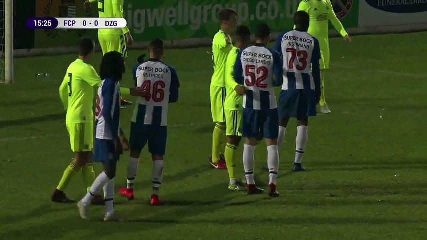 FC PORTO B vs. GNK DINAMO II   Premier League International Cup 2018 (2)