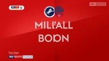 Millwall vs Bolton