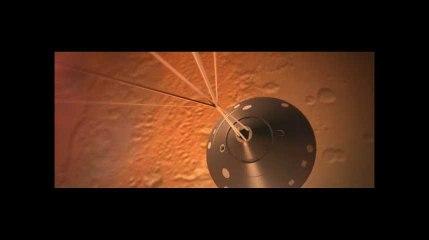InSight : comment va se dérouler son atterrissage sur Mars ?