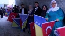 """- Kültür Ve Turizm Bakanı Ersoy Saraybosna'da- Kültür Ve Turizm Bakanı Ersoy:- """"bosna Hersek'in, Avrupa Birliği'ne Ve Nato'ya Girmesini Hararetle Destekliyoruz"""""""