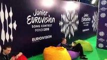 Eurovision Junior 2018 : en direct de Minsk, à quelques minutes de la première répétition