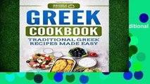 D.O.W.N.L.O.A.D [P.D.F] Greek Cookbook: Traditional Greek Recipes Made Easy [E.B.O.O.K]