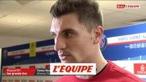 Meunier «On a les qualités pour prendre Liverpool à défaut» - Foot - C1 - PSG