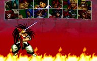 Samurai Shodown III   Blades of Blood  basara