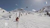 Ski freestyle : le retour de Kevin Rolland