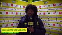 FC Nantes - Angers SCO : la réaction des joueurs