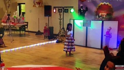 Girls Dance Performance in Diwali Dhamaka Part 4