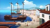 Las aventuras del pequeño Colón Tráiler VO (2019) Animación