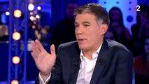 """Olivier Faure tacle Charles Consigny : """"Est-ce qu'on a envie de payer la redevance pour vous voir à la télévision ?"""""""