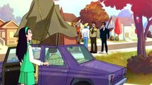 Scooby Doo Mystery Incorporated S01E05 The Song of Mystery