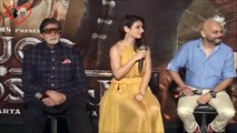 Thugs Of Hindostan ! Hindi Movie! ! Amitabh ! Aamir Khan ! Promotional event Latest Movie 2018