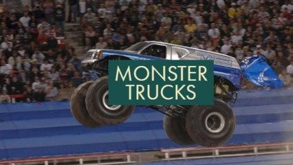 MONSTER TRUCKS!!!