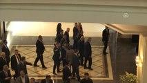 MHP Antalya İl Başkanları ve Belediye Başkanları Toplantısı - Bahçeli'nin Çıkışı