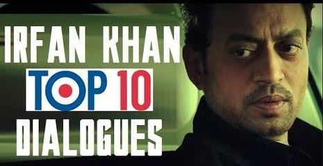 Irrfan Khan Best Dialogues  | |