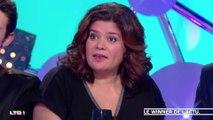 Raquel Garrido imite Céline Dion ! - Les Terriens du Dimanche - 25/11/2018