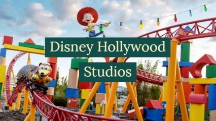 Disney Hollywood Studios!!!