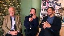 Bernard Le Coq et Alexandre Thibault étaient en direct live sur le Facebook de My TF1