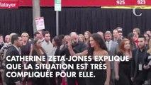 Michael Douglas accusé d'agression sexuelle : Catherine Zeta-Jones sort de son silence