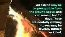 What is ASH PIT? What does ASH PIT mean? ASH PIT meaning - ASH PIT definition - ASH PIT explanation