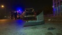Başkentte trafik kazası: 2 yaralı - ANKARA
