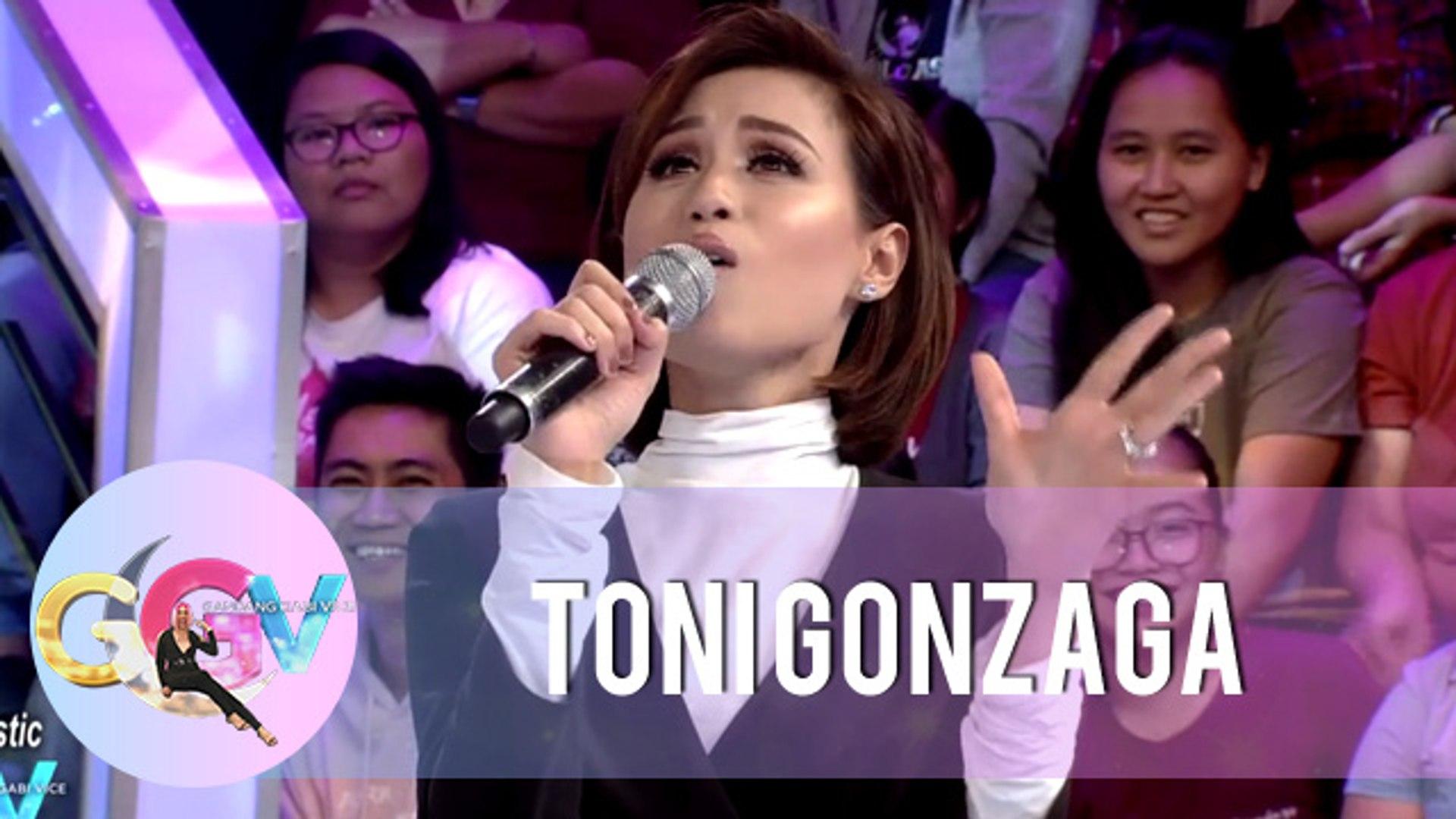 GGV: Toni dance to the trending