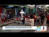 Miles de migrantes centroamericanos avanzan hacia Estados Unidos | Noticias con Francisco Zea