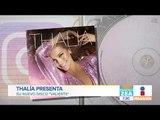Thalía presenta su nuevo disco en México   Noticias con Francisco Zea